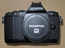 "Olympus OM-D E-M5,16MP, Full HD, 3"" Body, schwarz + Zubehörpaket GUT"