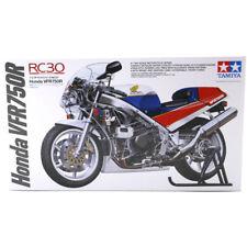 Tamiya Honda VFR750R Motocicleta Modelo Set (escala 1:12) 14057 Nuevo
