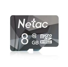 8GB Netac Original Class10 Micro SD Card Smart TF U1 Memory Card Flash Card