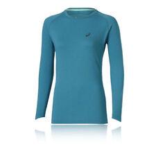 Vêtements de fitness bleus ASICS pour femme