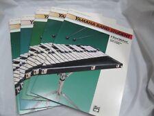 yamaha band student - A band method - keyboard percussion book 1