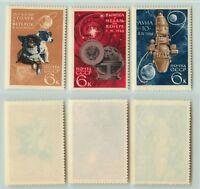 Russia USSR 1966 SC C 3223-3225 MNH . rta3181
