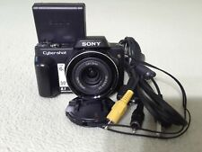 Sony Cyber-shot DSC-H10, 8.1MP, 10X/2X Zoom, Compact Digital Camera. Excellent