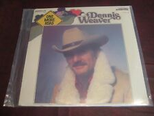 DENNIS WEAVER ONE MORE ROAD OVATION RECORDS 4CHANNEL QUADRAPHONIC STEREO 1974 LP