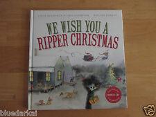 COLIN BUCHANAN & GREG CHAMPION - WE WISH YOU A RIPPER CHRISTMAS +CD  *NEW*