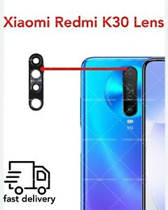 For Xiaomi Redmi K30 Rear Glass Camera Lens Plus Adhesive