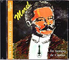 EDWIN COLON ZAYAS - MOREL EN TIEMPO DE CUATRO DANZAS VOL.2 - CD