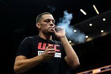 3 nate diaz photos + nick bonus  UFC MMA Pride free shipping