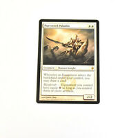 MTG PURESTEEL PALADIN New Phyrexia (LP) English Rare Normal
