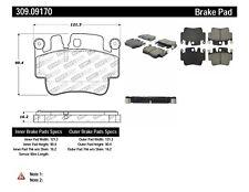 StopTech Sport Brake Pads fits 1999-2007 Porsche Boxster 911 Cayman  STOPTECH