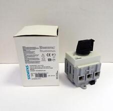 Siemens 3LD2530-0TK11  3LD2 530-0TK11 E-Stand:06 Hauptschalter -unused/OVP-