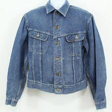 Lee Vintage PATD-153438 Sanforized Union Made In USA Denim Jean Jacket