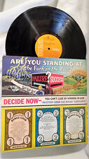 The Guess Who LP Artificial Paradise RCA Victor Sweepstakes Weird Obscure