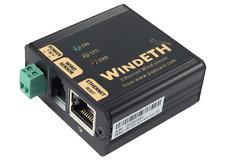 WindETH - Ethernet anemometer