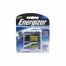 12 AAA Energizer Ultimate Lithium Batteries L91 Battery