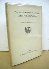 Portuguese Voyages to America in the Fifteenth Century by Samuel Eliot Morison