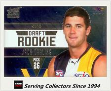 2011 Select AFL Infinity Draft Rookie Card DR1 Jack Darling (West Coast)RARE