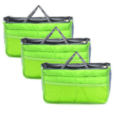 Dual Bag in Bag Organizer Set of 3 (Green)