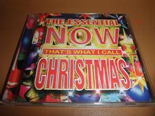 ESSENTIAL NOW X-MAS cd JOHN LENNON elvis JACKSON 5 carrie underwood WHAM ledisi