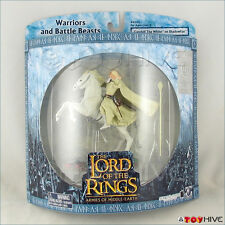 LOTR AOME  Gandalf the White on Shadowfax 1st 100 production Hologram