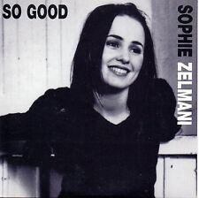 ★☆★ CD SINGLE Sophie ZELMANI So Good 1-track CARD SLEEVE ★☆★