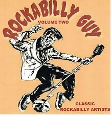 Rockabilly Guy Volume 2  Awesome 50s Rockabilly Originals CD (Available as MP3s)