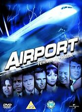 AIRPORT /AIRPORT 75 / AIRPORT 77 / AIRPORT 79 All 4 Movies Collection BoxSet DVD