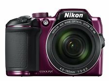 Nikon Digital Camera COOLPIX B500 optical 40x zoom 16020000 pixel AA batteries P