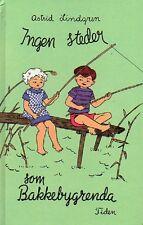 Astrid Lindgren NORWEGISCH: Ingen Steder Som Bakkebygrenda, Kinder aus Bullerbü