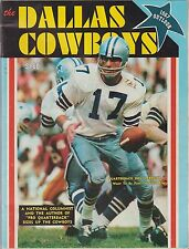 Dave Campbell's Outlook 1967 The Dallas Cowboys Don Meredith  cover