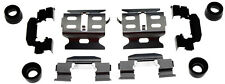 Disc Brake Hardware Kit Rear,Front ACDelco Pro Brakes 18K985X
