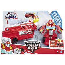 Playskool Heroes Transformers Rescue Bots Rig HOOK & LADDER HEATWAVE Figure