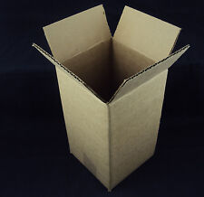 """Corrugated Boxes For Shipping / Mailing  ~ 5 3/8""""x5 3/8""""x9 5/8"""" ~ Bundle of 25"""