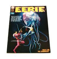 Eerie #76 1976 Warren Magazine Sanjulian Cover Art.