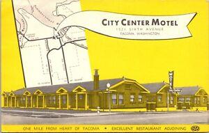 Postcard City Center Motel in Tacoma, Washington~136520