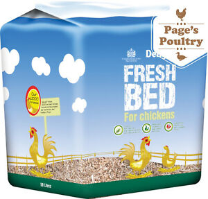 Dengie Fresh Bed 50Ltr - Freshbed For Chickens *NEXT DAY DELIVERY*