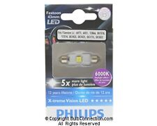 NEW Philips 43MM LED 1-Pack 129466000KX1 12V Bulb