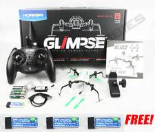 Blade BLH2200 Glimpse RTF FPV Quadcopter w/2.4GHz DSMX Radio / 3 x FREE Batterie
