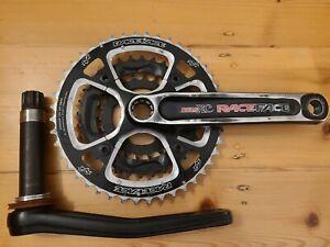 Race Face Deus XC 44/32/22 Triple Chainset, 175 mm Crank Arms RaceFace