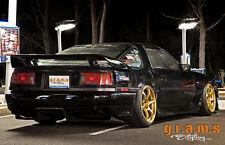 Toyota Supra mk3 Diffuser Top Secret / Shine Style / Undertray for Racing V6