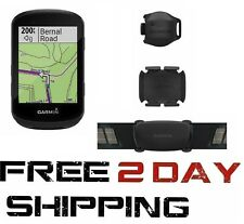 Garmin Edge 530 Sensor Bundle W Speed and Cadence Sensor and HR Monitor