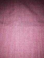 Tissu vintage Tergal lie de vin larg 140 cm x H 120 cm, réf A28