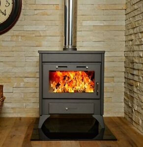 EEK A water-bearing stove Victoria Ray Max B - 13kW