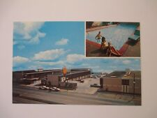 Quality Courts Motel Capri New Orleans Louisiana Unused Postcard AAA