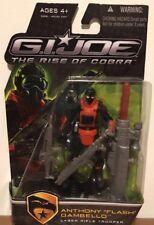 G.I.Joe Anthony Flash Gambello Figure The Rise of the Cobra