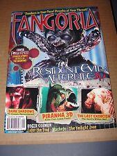 FANGORIA Magazine #296 / 2010 The Haunting ROGER CORMAN Pirahna 3D Dark Shadows