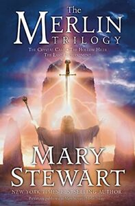 Merlin Trilogy by Stewart, Mary Book The Cheap Fast Free Post