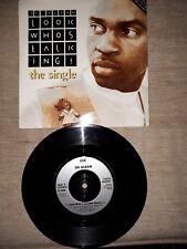 "Dr Alban(7"" Vinyl P/S)Look Who's Talking-Logic"