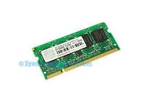 211695-7336 GENUINE ORIGINAL TRANSCEND LAPTOP MEMORY 1GB DDR2 667 SO-DIMM CL5