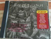 Limp Bizkit: New Old Songs (Clean) Promo CD (2001 Interscope)